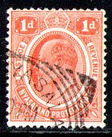 NYASALAND 1908 - From Set Used - Nyasaland (1907-1953)