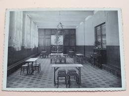 BASSEVELDE Pensionnat N.D. - O.L.Vr. Kostschool - Salle Des Jeu Speelzaal ( Thill ) Anno 19?? ( Voir Photo Svp ) ! - Assenede