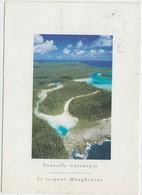 Nouvelle Caledonie, Le Serpent Manghenine, Used Postcard [21276] - New Caledonia