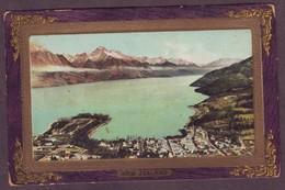 1910s Unused New Zealand Rapheal Tuck Framed Gem Glosso Postcard Showing New Zealand - New Zealand