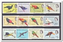 Brits Honduras 1962, Postfris MNH, Birds - Postzegels