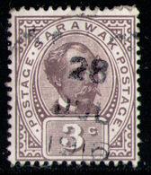 SARAWAK 1908 - From Set Used - Sarawak (...-1963)