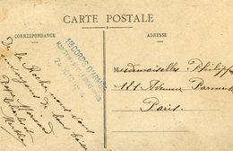 85 LA ROCHE-SUR-YON - Le Grand Empereur - (au Verso Cachet Hôpital Temporaire N° 12) - La Roche Sur Yon