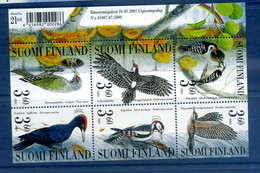 - Etat : **  Suomi Finland  BF Oiseaux  Pics    Cl Animaux 310 - Climbing Birds