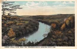 ETATS UNIS  FRENCH BROAD RIVER NEAR THE TENNESSEE -NORTH CAROLINA STATE LINE - Etats-Unis