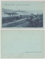Bagni Di Porretta - Interno Della Stazione Ferroviaria - Italia