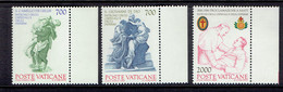 Vatican Série 797-799 - MNH - Vatican