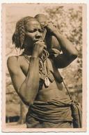CPSM - Afrique Noire - TCHAD - Porteuse De Lait - Tchad
