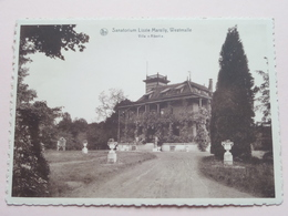 """Sanatorium LIZZIE MARSILY Westmalle Villa """" ALBERT """" ( Thill ) Anno 19?? ( Voir Photo Svp ) ! - Malle"""