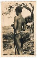 CPSM - Afrique Noire - OUBANGUI (AEF) - Jeune Fille Ali - Autres