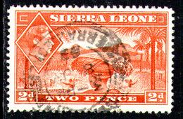 SIERRA LEONE 1941 - From Set Used - Sierra Leone (...-1960)