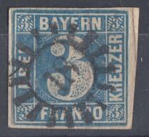 Bayern Minr.2 Gest. Nr.-St. 18 Augsburg - Bayern