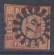 Bayern Minr.4 Gest. Nr.-St. 12 Ansbach - Bayern