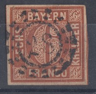Bayern Minr.4 Gest. Nr.-St. 28 Augsburg - Bayern