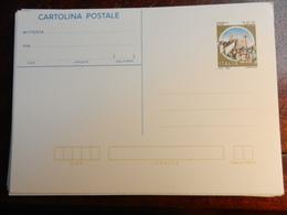 17394) CARTOLINA POSTALE CASTELLI LIRE 750 NUOVO PERFETTO ITALIA REPUBBLICA - Interi Postali