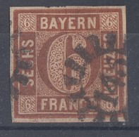 Bayern Minr.4 Gest. Nr.-St. 145 Ingolstadt - Bayern