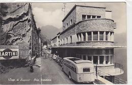Dogana Gandria/Oria - La Posta Per St.Moritz - 1950 - Non Comune.     (P-138-80505) - TI Tessin