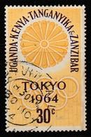 Kenya 1964 Olympic Games - Tokyo, Japan 30 C  O Used - Kenya (1963-...)