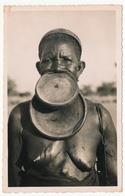 CPSM - Afrique Noire - TCHAD - Femme Sara-Kaba - Tchad
