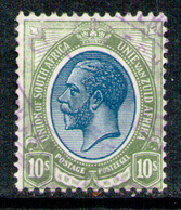 UNION OF SOUTH AFRICA 1913 - From Set Used - South Africa (...-1961)