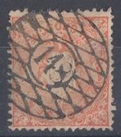 Sachsen Minr.15 Gest. Nr.-St. 148 Hirschfelde - Sachsen