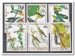 Cookeilanden 1985, Postfris MNH, Birds - Cookeilanden