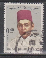 MOROCCO Scott # 178 Used - Morocco (1956-...)