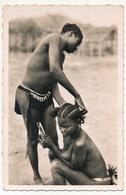 CPSM - Afrique Noire - OUBANGUI (A.E.F) - Jeune Femme Ali - Postcards