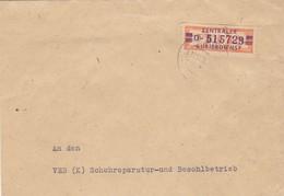 ZKD Brief - DDR