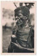 CPSM - Afrique Noire - OUBANGUI (A.E.F) - Vieux M'BAKA-MANDJA - Autres