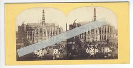 ALLEMAGNE DEUTSCHLAND COLOGNE KOLN Circa 1860 PHOTO STEREO /FREE SHIPPING REGISTERED - Photos Stéréoscopiques