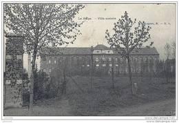 LA HULPE ..-- Brt Wall. ..-- Villa Scolaire .  1907 Vers BEAUMONT ( Melle Zoé BRICUSSE ) . Voir Verso . - La Hulpe