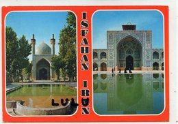 IRAN : Isfahan Multivues - Iran