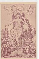 PAIX 1915 - Sign. Albert Mesguin, Lausanne     (P-138-80505) - Autres Illustrateurs