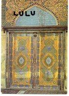 IRAQ : Karbala A Golden Gate Iman Hussein Mosque - Iraq