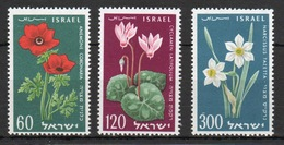 Israel Set Of Stamps From 1959 To Celebrate 11th Anniversary Of Independence. - Israel