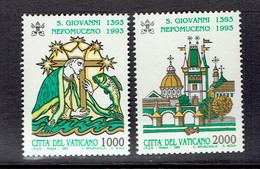 Vatican Série 961-962 - MNH - Vatican