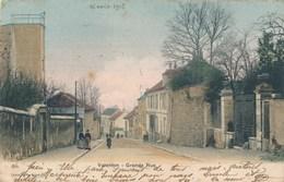94) VALENTON  : Grande Rue (1905) - Valenton