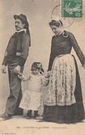 Dép. 29 - QUIMPER - Costumes De Quimper.Trois Ans Après. A. Duclos Nantes. N° 916 - Europe