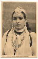 "CPA - FÈS (Maroc) - ""Malika"", La Belle Fassia, Dans Son Intérieur - Fez"