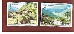 ANDORRA SPAGNOLA (SPANISH ANDORRA)  - 1977 EUROPA     -     MINT** - Europa-CEPT
