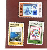 GIBILTERRA (GIBRALTAR) -  1977       EUROPA       -      (MINT)** - 1977