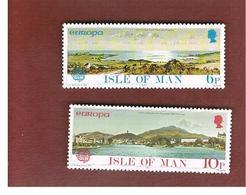 ISOLA DI MAN (ISLE OF MAN)   - 1977 EUROPA     -     MINT** - Europa-CEPT