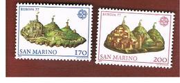 SAN MARINO   - 1977 EUROPA     -     MINT** - Europa-CEPT