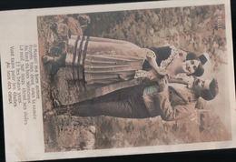 5950A   MIREILLE    COUPLE  NON ECRITE - Couples