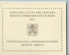 Coffret  2euro; Vatican Bu   2017- Port - 4€50 - Vatican