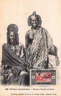 CPA SENEGAL AFRIQUE OCCIDENTALE  FORTIER  AFRIQUE OCCIDENTALE  FEMMES PEULHES DE OUALO FILLE NU NUE  NUDE GIRL - Sénégal