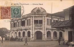CPA GOLD COAST GHANA SECCONDEE   TARACHAND  ACCRA COLONIAL BANK - Ghana - Gold Coast