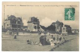 56 Ploemeur. L'Armor, Un Coin De La Grande Plage, Les Villas à L'Armor En Ploemeur (3368) - Ploemeur