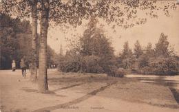 Amsterdam Oosterpark Volk Fietsers ± 1910   900 - Amsterdam
